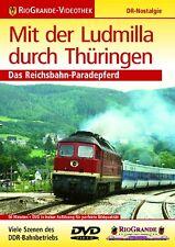 DVD Mit der Ludmilla durch Thüringen Rio Grande
