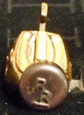 Roy Rogers Branding Iron Ring © 1948 Quaker Oats