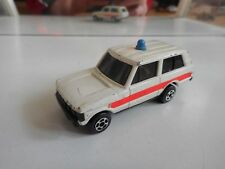 Lone Star Impy Range Rover Ambulance in White