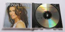 Shania Twain-come on over CD si! i feel like a woman