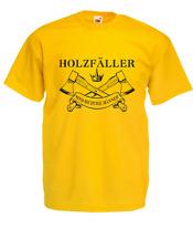 Camiseta Hombre Leñador Son Adecuada Hombre hasta 5XL