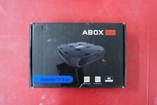 Abox Max Android TV Box 4K Ultra HD Streaming Media Player