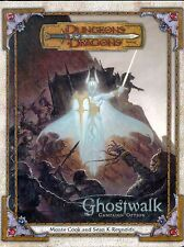 JDR RPG JEU DE ROLE / D&D 3.5 GHOSTWALK CAMPAIGN OPTION