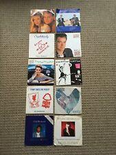 Single Vinyl Records - Various