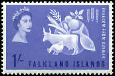 Falkland Islands Scott #146 Mint