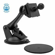 Arkon Sticky Suction Windshield or Dash Car Mount for TomTom VIA and START GPS