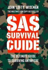 SAS Survival Guide (Collins Gem) (Paperback Book)