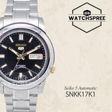 Seiko Men 5 Automatic Watch SNKK17K1