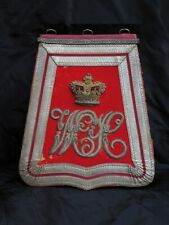 More details for victorian - westmorland & cumberland yeomanry - officer's sabretache - 1897