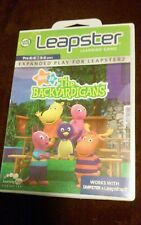LeapFrog The Backyardigans Educational Video Game 0843130464 Leapster/Leapster 2