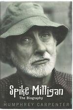 Spike Milligan by Humphrey Carpenter (Hardback, dust wrapper 2003)