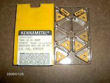 "TNMG332UF, GR: KC9010, ""KENNAMETAL "" PROFILING  INSERTS, 8 PIECES"