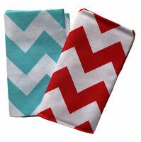 Riley Blake CHEVRON fat quarter 24 piece bundle FQ-320-24 multi-colored fabric quilting material