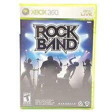 Rock Band - Xbox 360 Game