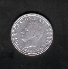 Spain--1986--1 Peseta Coin--King Juan Carlos