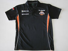 WESTS TIGERS 2013 PLAYERS POLO MENS M ONLY NEW BY BLADES HYUNDAI MERITON