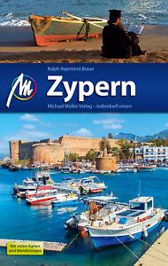 ZYPERN Michael Müller Reiseführer Griechenland Türkei 16 NEU Insel Handbuch