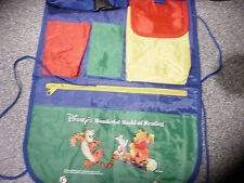 NEW Disney Car Auto Vehicle Seat Back Hanger Holder Organizer Pocket Storage Bag