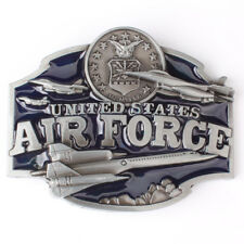 United States Air Force Men's Belt Buckles for women Cowboy Native American