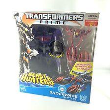 Transformers Beast Hunters Voyager/SHOCKWAVE Action Figure Prime Decepticon S2:3