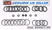 Suzuki GSXR750 GSXR 750 SRAD  front Tokico 6 pot brake caliper seal kit