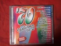 COMPILATION -  '70 ITALIANA VOL. 2 (20 TRACKS: DON BACKY, CHRISTIAN, PUPO..). CD