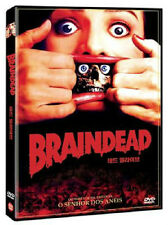 Dead Alive, Braindead, (1992, Peter Jackson) DVD NEW