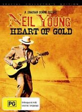 Neil Young - Heart Of Gold (DVD, 2006, 2-Disc Set)