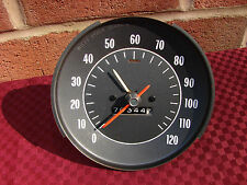 67 CHEVROLET IMPALA SS SPEEDOMETER w/ ACCESSORY SPEED WARNING