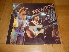DR HOOK & THE MEDICINE SHOW - Sylvia's Mother - 1978 UK Live 10-track vinyl LP