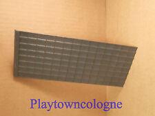 Playmobil X-sistema techo de losa para cubierta edificio negro #4456