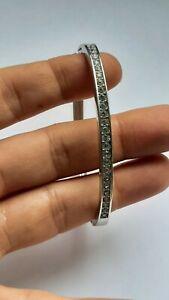 Swarovski authentique Bracelet couleur argent .
