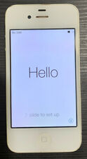 Apple iPhone 4 - 8GB - White (Unlocked) A1332 (GSM)