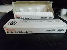 Ricoh Type L staples 411241 181R qty 2 boxes of 4