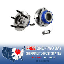2 NEW Rear Wheel Hub Bearing Assembly RENDEZVOUS VENTURE SILHOETTE MONTANA AWD