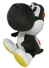 Super Mario Bros Yoshi 6-Inch Plush [Black]