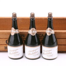 24pcs Champagne Bottles Bubble Bubbles Wedding Party Decor Favors Xmas Gift VF