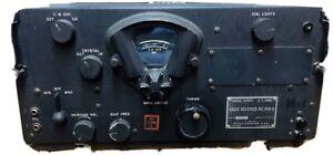 WELLS GARDNER SIGNAL CORPS RADIO RECEIVER BC-348-Q Receiver