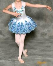 Dance Recital Ballet Dress Up Leotard Tutu Costume Curtain Call Size CLA.