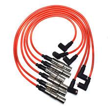NEW Spark Plug Wires 021998031 for Volkswagen VW Golf Jetta 99-02 VR6 2.8L 7MM