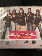 GOLMAAL RETURNS - BOLLYWOOD SOUNDTRACK CD - STILL SEALED. T-series.