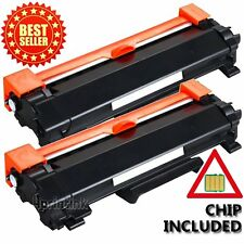 2pk TN730 TN760 HY Toner Cartridge for Brother HL-L2350DW HL-L2370DW MFC-L2710DW