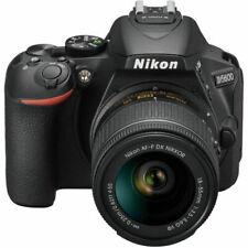 Brand New Nikon D5600 DSLR Camera +  AF-P 18-55mm VR Lens 1576 Kit