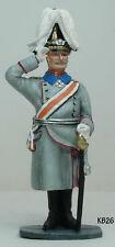 Metal Toy Soldier Prussian Kaiser Wilhelm II Birthday Review in Berlin 1913 KB26