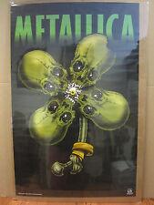Metallica rock n roll poster 2001 3896