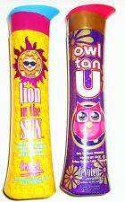 Devoted Creations Lion In The Sun Indoor Outdoor dark tanning lotion+ Owl Tan U