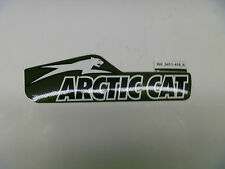 NEW OEM ARCTIC CAT SNOWMOBILE DECAL PART # 3411-416