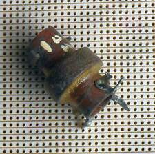 Coil 0.9mH 103ohm Fixed Inductor Choke Air Cored Paxolin Tube