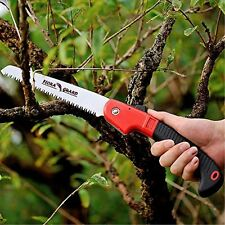 New listing Pro Folding Saw 7 Inch Blade Hand Tools Cutting Pruning Trimming Tree Branch New