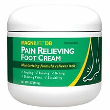 MagniLife Pain Relieving Foot Cream Calms Damaged Nerves In Feet And Toes - 4 Oz